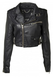 Capsule wardrobe - MOTOR CYCLE JACKET