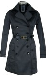 Capsule wardrobe - trench coat