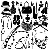 Style me up - Accessories - great accessories such as shoes, handbags, belts jewelry, scarves, hats, etc.