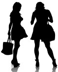 Thin and heavy silhouetes - Dress for your silhouette (shape) not your weight...