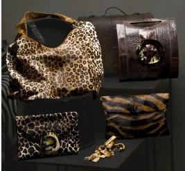 Staple accessories - Statement piece - DIANA GASCON SERENGHETI - ANIMAL PRINT GROUP