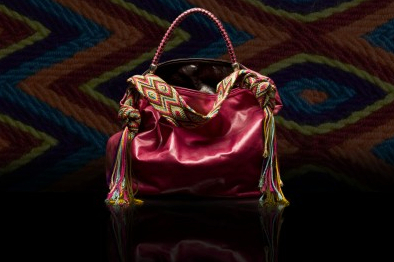 Staple accessories - tote bag - Diana Gascon Tribal Collection