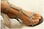 Staple accessories - Nude sandals